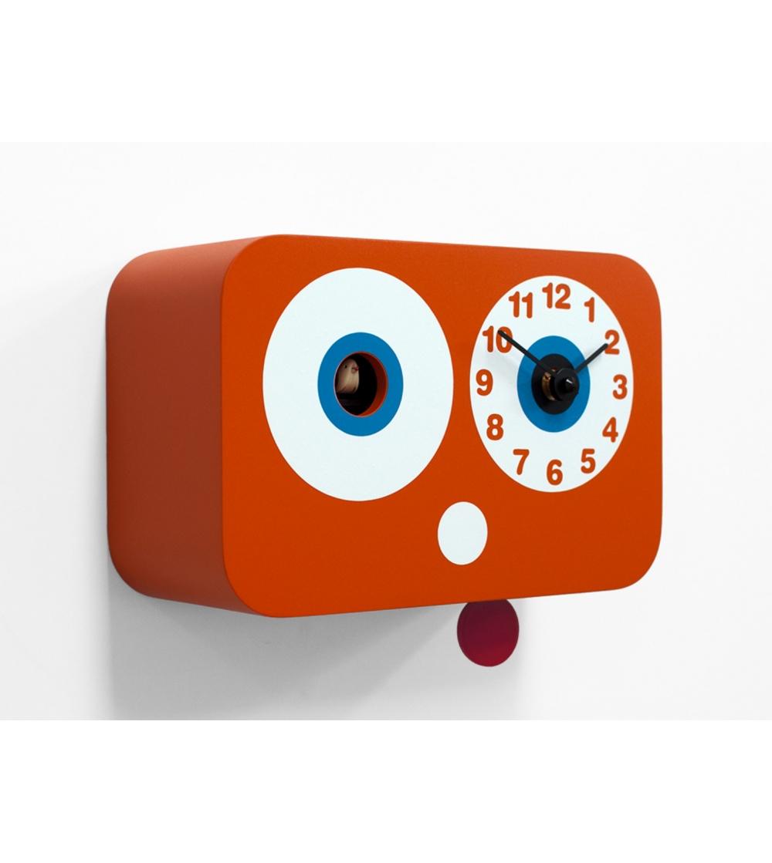 Horloge Murale Coucou Avec Pendule Cucchino Progetti
