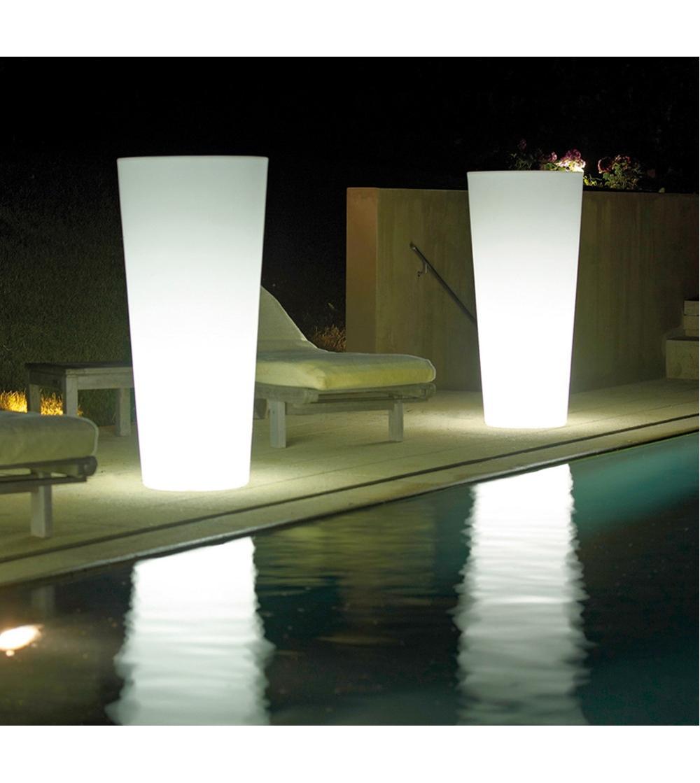 La Seggiola: Lampada Da Esterno Vaso Conico Tondo Light