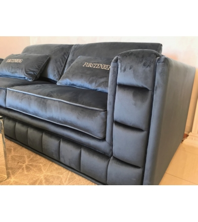 Glamour Sofa Epoque By Egon Furstenberg