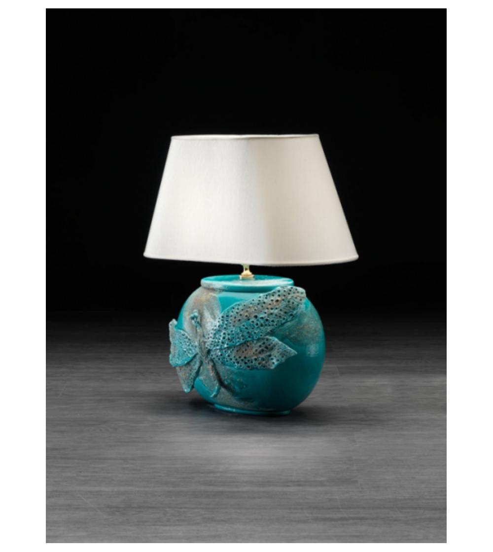 Design Lampade Da Tavolo lampada da tavolo ellisse ceramiche dal prà
