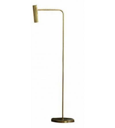 Skinny Daytona Floor Lamp, Skinny Floor Lamp With Shelves