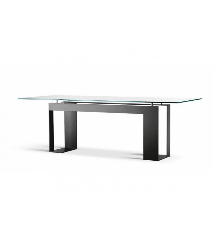 Tonelli design tavolo miles for Arredamento design scontato