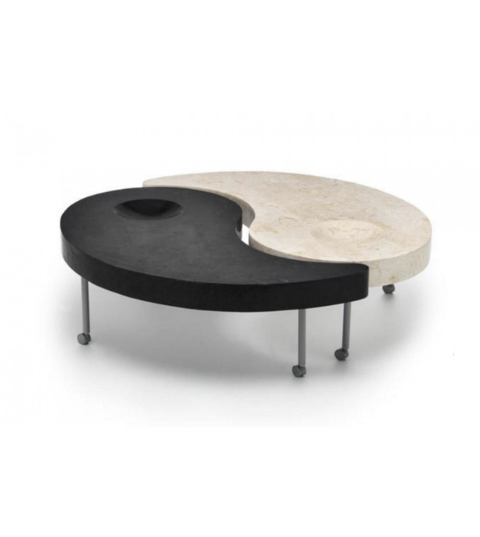 Coffee Table Yin Amp Yang Stones