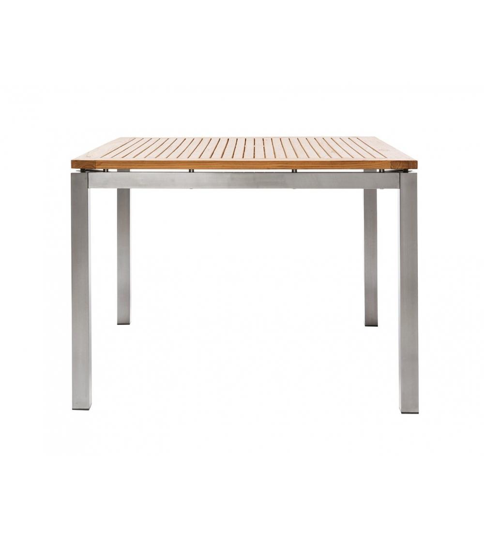 Tavolo Quadrato Berbeda Il Giardino Di Legno