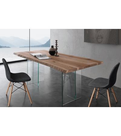 La Seggiola Tavolo 704 VE Bio-Glass