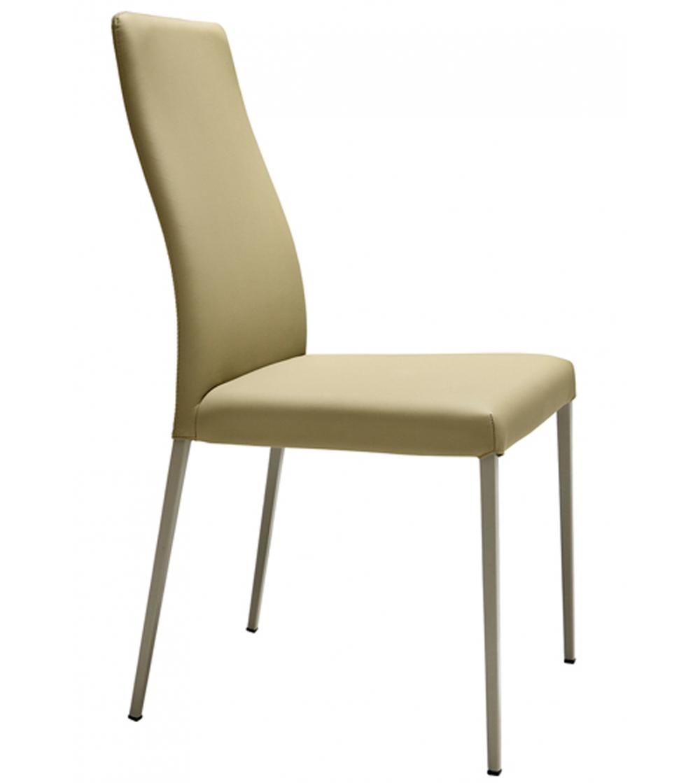 Sedia di Design in Cuoio Naomi Midj
