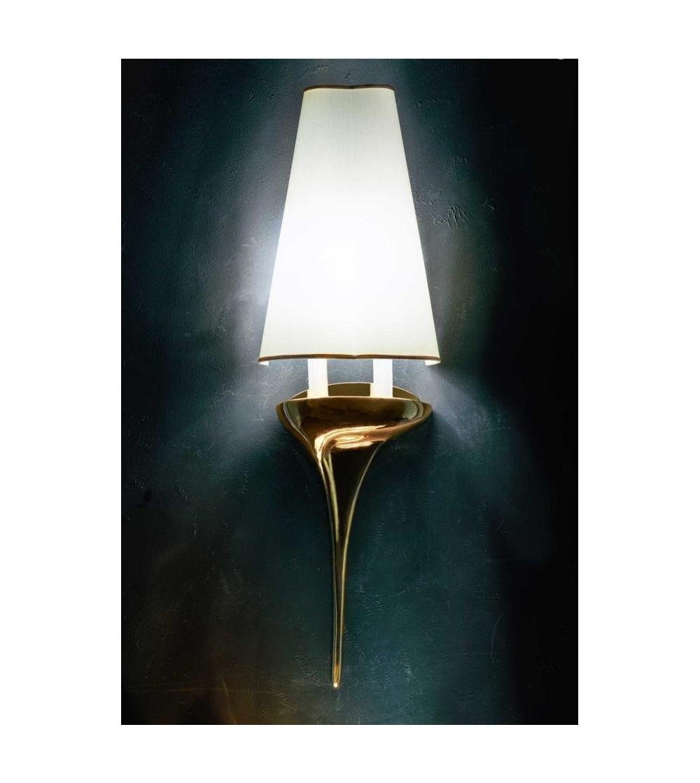 Classic Wall Lamp 2 Lights Ciani Atelier