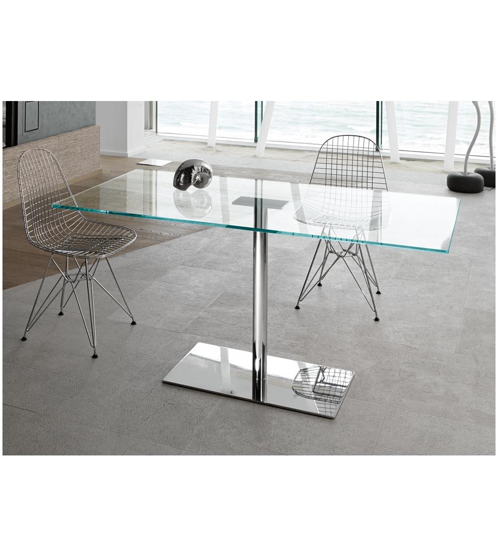 Table Haute Rectangulaire Farniente Tonelli Design